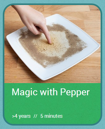 pepperMagic