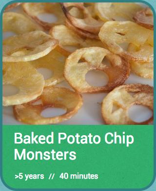 Kartoffelmonster
